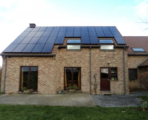 panneau photovoltaique liege