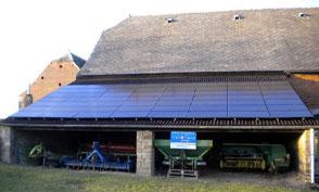 pack photovoltaique agri
