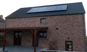 pack photovoltaique sunshine