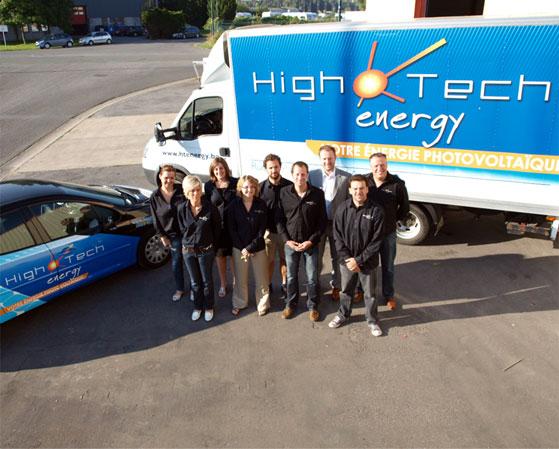 equipe hightech energy